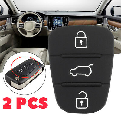 3 Button Remote Key Pad Shell For Hyundai I10 I20 I30 Replacement Auto Parts