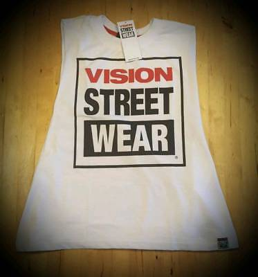 Vision Street Wear Damen Fitness Crew Neck Tank Top Shirt Cl3101 Grey Marl Gr Xl Activewear Tops