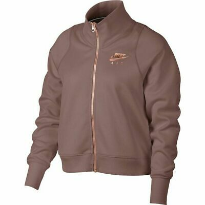 a19f62661 NIKE AIR N98 Women's Jacket L Guava Ice Orange Rose Gold Gym Casual ...