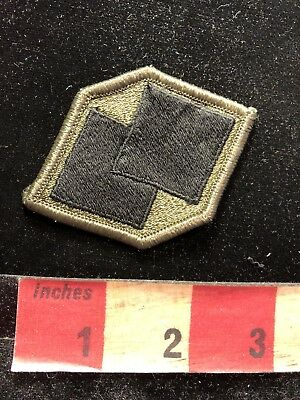 US ARMY 96TH INFANTRY DIVISION MILITARY PATCH SUBDUED PATCH NEW