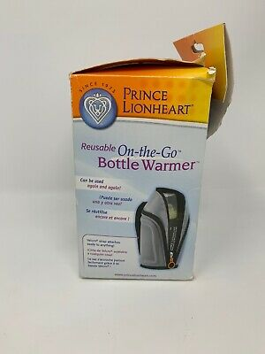 Bottle Warmer Prince Lionheart On-the-Go with Insulated Travel Bag