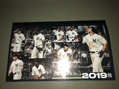 2019 New York Yankees MLB Official Mint Ticket Stubs - pick any game!