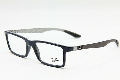 4e20008ac3 New Ray-Ban Rb 8901 5611 Blue Authentic Eyeglasses Frame Rb8901 55-17 W