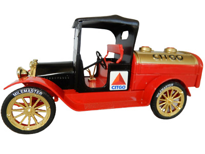 1993 Limited Edition Citgo 1916 Studebaker Car Bank in Box with Key 1/25 scale