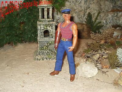 Big Jim  -  Wolf Pack  -  TORPEDO FIST  - P.A.C.K   Commando Agent Spy    9289