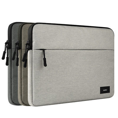 """Waterproof Laptop Sleeve Case Bag Carry Pouch for 11""""13""""15"""" Microsoft HP MacBook"""