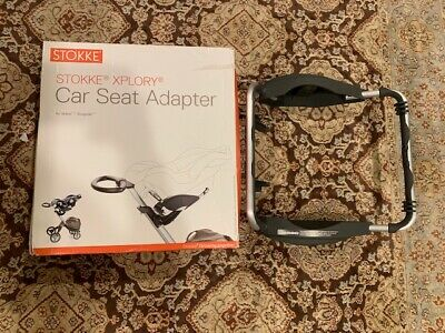 Stokke Xplory Graco Car Seat Adapter
