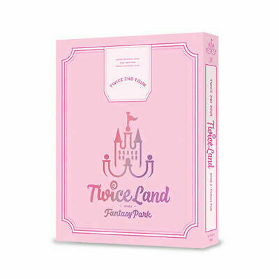 [Pre-Order]TWICE - [ TWICELAND ZONE 2 : Fantasy Park ] 2ND TOUR DVD [3 DISC]