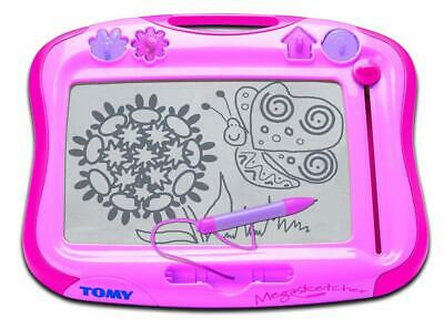 TOMY Etck-a-Sketch Megasketcher Classic Kids Toy Drawing Board