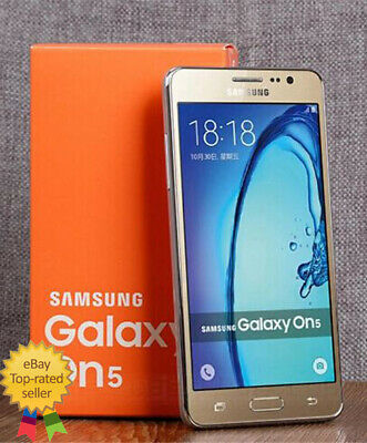 NEW Samsung Galaxy On5 SM-G5500 ,GSM Dual SIM,Factory Unlocked 4G Capable!!
