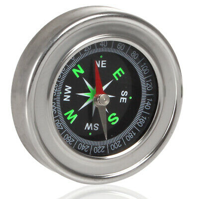 60 mm Metal Compass for both Outdoor and Home Sturdy and Durable Stainless Steel
