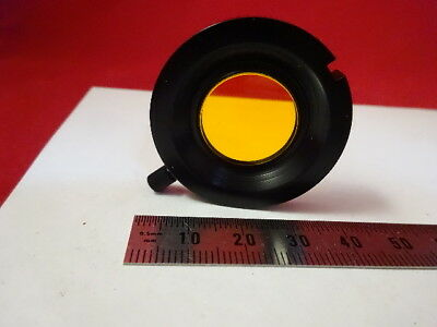 Bausch Lomb Filter Lens Microscope Part Optics As Pictured &Am-A-06