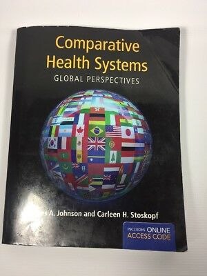 Comparative Health Systems : Global Perspectives by Johnson, Carleen with Code