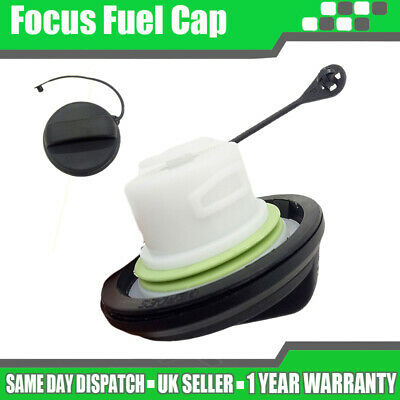 For Ford Focus MK2 2005-2012 Inside Fuel Gas Oil Tank Cover Cap UK STOCK