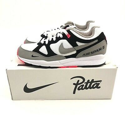 quality design f2847 91b36 Patta X Nike Air Span II Friends   Family Unofficial Release Limited Ed, ...