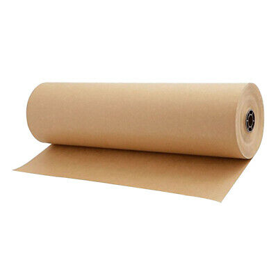 30M Brown Kraft Wrapping Paper RollS for DIY Gift Wrapping Art Craft 30cm