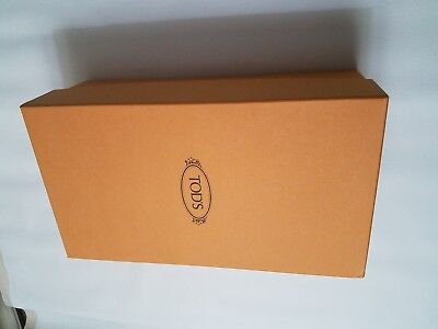 6021770fea0 AUTHENTIC TOD'S STURDY Empty Shoe Box 12