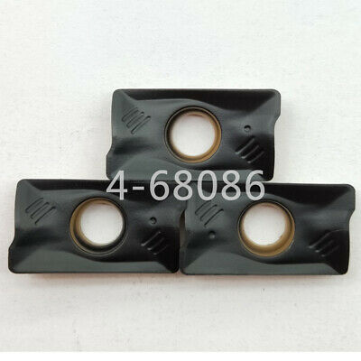 10pcs R390-11T308M-PM 4240 carbide inserts milling cutter inserts for steel