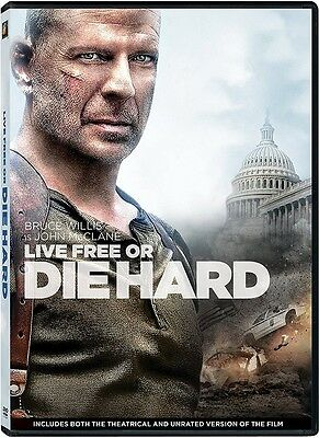 Live Free or Die Hard (Unrated Edition) (DVD)