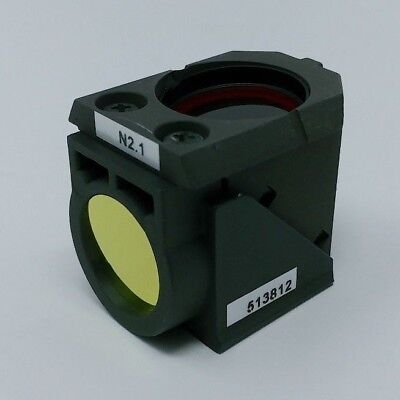 Leica Microscope N2.1 Fluorescence Filter Cube (large)