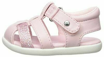 aacba8b839f GIRLS INFANT UGG I Kolding Sparkles Pink Sandals Shoes size 2 size 3