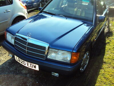 RARE Mercedes Benz E190 LE 2.0 LTR SPOTLESS ORDER  LIMITED EDITION 246 of 1000