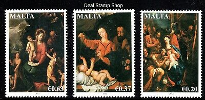 Malta 2012 Christmas Complete Set  Unmounted Mint