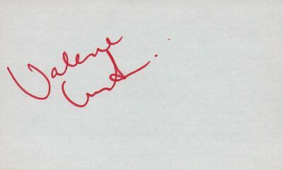 Movies Arte Johnson Actor Comedian 1980 Match Game Tv Autographed Signed Index Card Cards & Papers