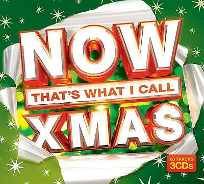 Now That's What I Call A Christmas Album (3 X CD ' Various Artists)