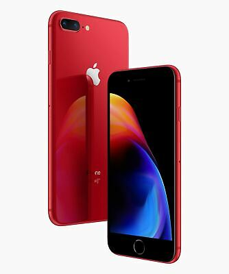 Apple iPhone 8 + Plus 256GB GSM Unlocked Worldwide AT&T / T-Mobile All Colors