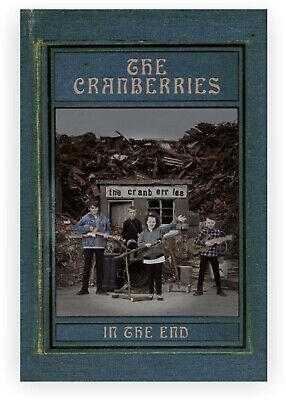 """The Cranberries """"in the end"""" Deluxe Edition CD Softbook NEU Album 2019"""