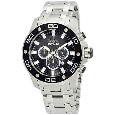 Invicta Pro Diver Chronograph Black Dial Men's Watch 26074