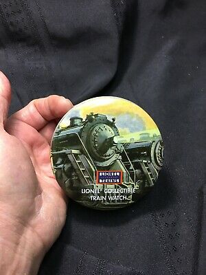 Lionel Collectible Train Watch Motion & Real Train Sounds