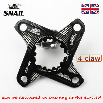 UK SNAIL 104BCD Single MTB Road Bike GXP Chainset Crank Set Chainring Converter