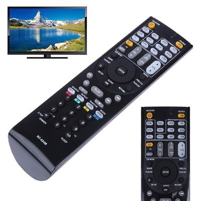 Remote Control Fr ONKYO RC-834M RC-803M Replacement Wireless Black Home TV