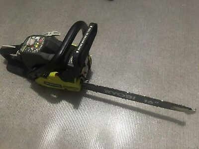 Ryobi RY3716 16 in. 37cc 2-Cycle Gas Chain Saw w/Hard Case