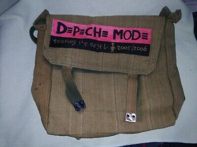 Vintage Depeche Mode 2005/2006 Touring The Angel Backpack