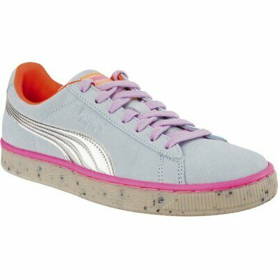PUMA SUEDE CANDY Princess Sophia Webster Womens Blue Suede