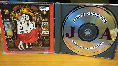 JANE'S ADDICTION Ritual De Lo Habitual CD ORG Warner Bros. 9 25993-2 Alter Rock