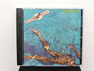 Little River Band Greatest Hits (1982) Capitol Records CDP 546021