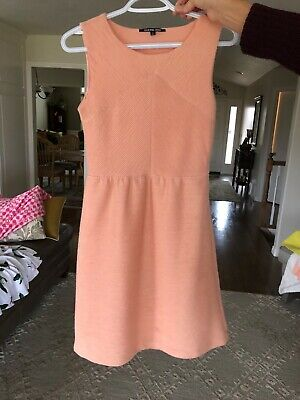 7b4f5768ec0 GIANNI BINI DRESS small blush pink like brand new -  12.00
