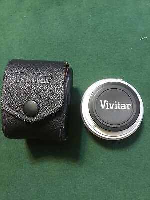 Vivitar automatic tele converter 2X-3 for Nikon Mint