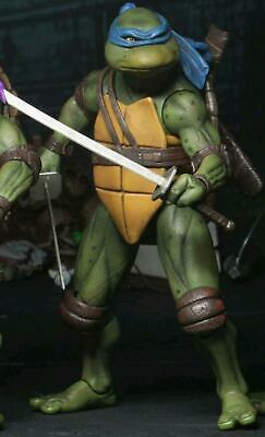Teenage Mutant Ninja Turtles (1990) - Leonardo Action Figure - NECA Free Shippin