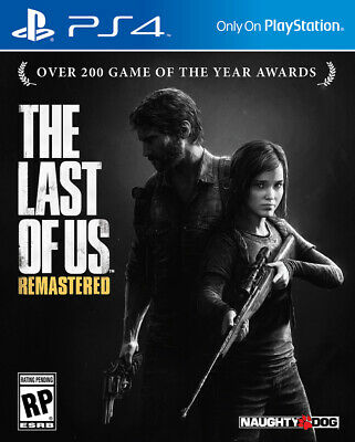 The Last of Us Ps4 Sec.