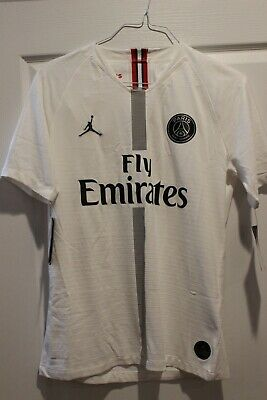 ec4486d3e Nike Jordan Paris Saint-Germain Third Vapor Match Jersey 918923-102 Psg  Small
