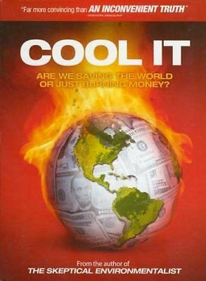 COOL IT - SPECIAL EARTH DAY EDITION- DVD Movie -New & Sealed-Fast Ship! VG-359