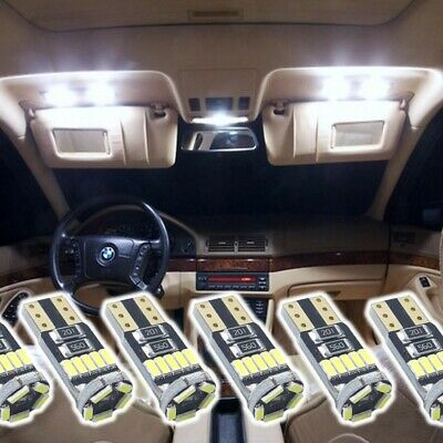 6x 4014 LED Interior Set for BMW E81 E82 E87 E90 E91 E92 X5 E70 X6 E71 F10 F11