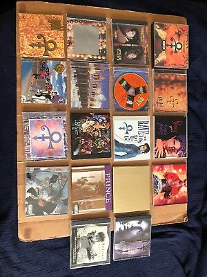 Prince Cd Lot, Angie Stone‎ U Make My Sun Shine / When Will We B Paid? & More