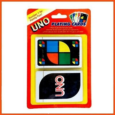 24 x UNO PLAYING CARDS | Kids Card Games Family Card Games Classic Card Games