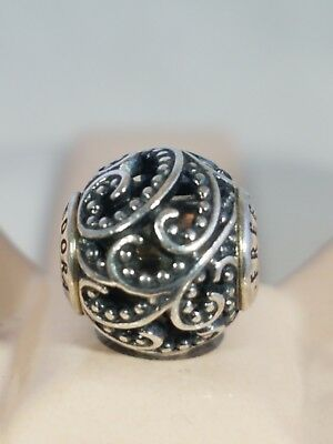 Authentic Pandora Sterling Silver Essence Collection FREEDOM Charm 796012